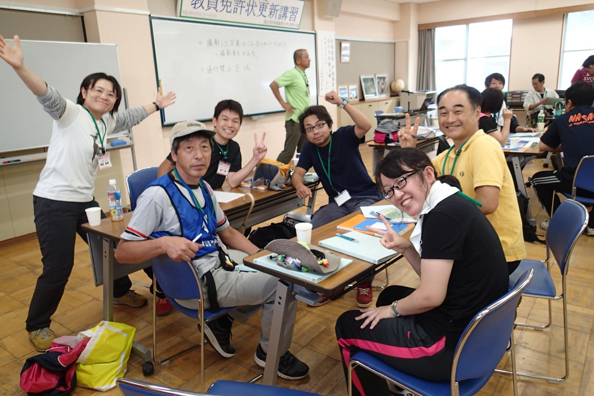 平成29年度「教員免許状更新講習」[9/2(土)~3(日)]