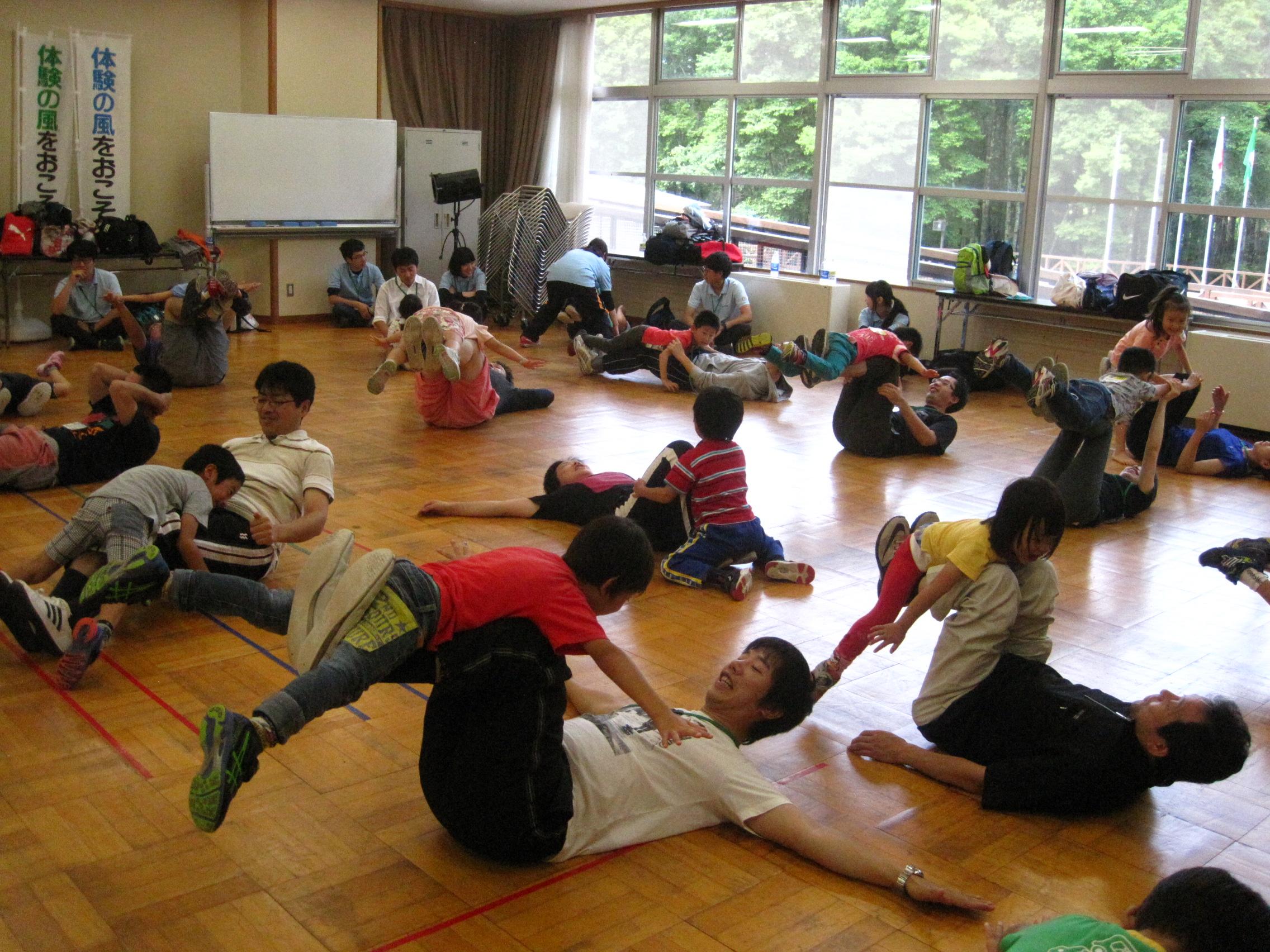 平成29年度「ログちゃんアドベンチャーキャンプ」[①7/8~9 ②10/14~15 ③1/20~21]