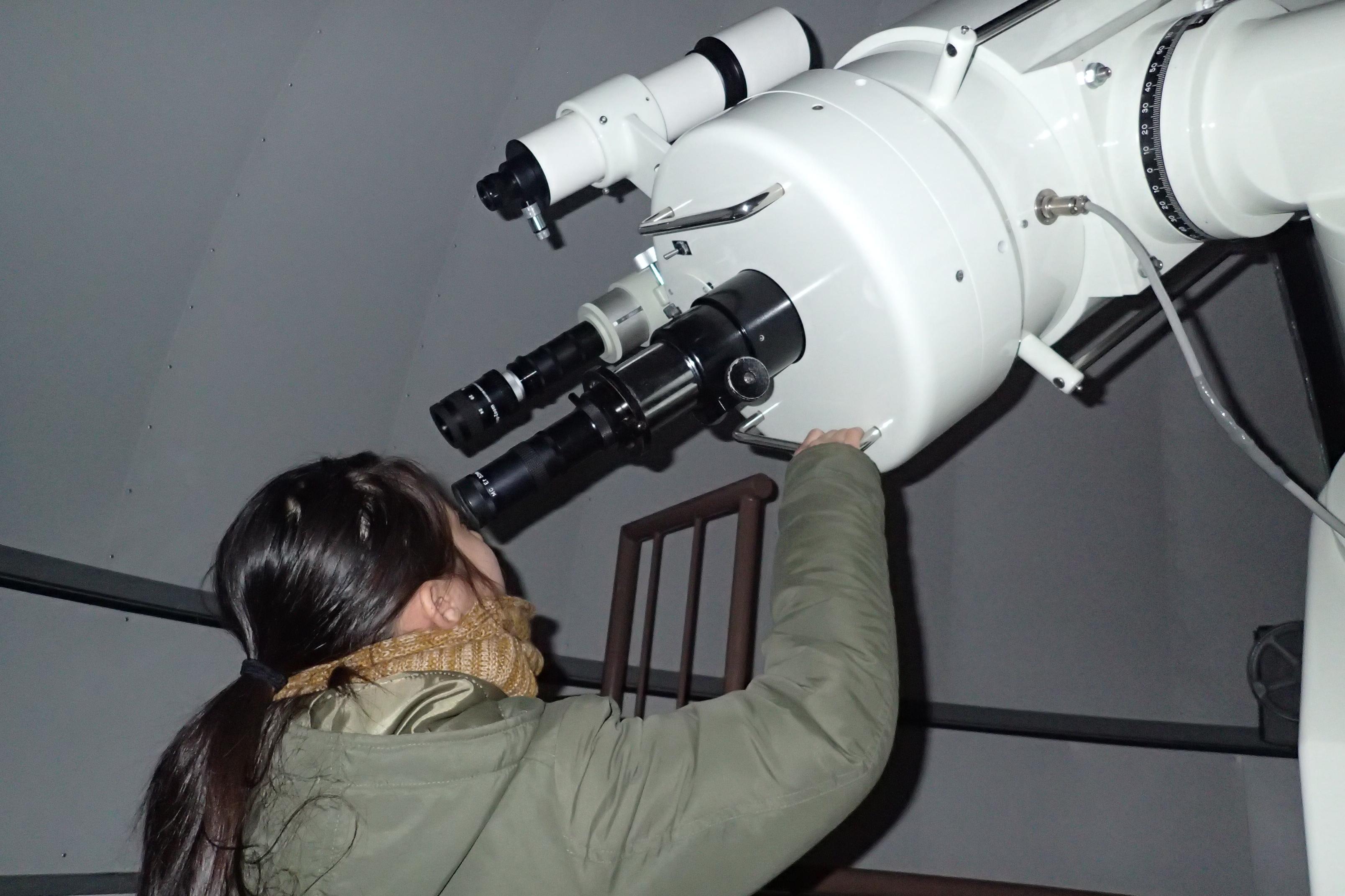 令和2年度 「信州高遠星座観察会」[①11/14~15 ②3/13~14  ]